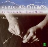 VERDI - Scimone - Quattro pezzi sacri (Quatre pièces sacrées) :