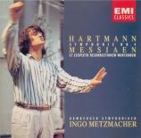 HARTMANN - Metzmacher - Symphonie n°4
