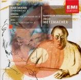HARTMANN - Metzmacher - Symphonie n°6