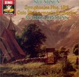 SVENDSEN - Jansons - Symphonie n°1 op.4