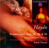 HAYDN - Dorati - Symphonie n°93 en ré majeur Hob.I:93