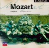 MOZART - Kertesz - Requiem pour solistes, chœur et orchestre en ré mineu