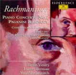 RACHMANINOV - Ahronovitch - Concerto pour piano n°2 op.18