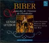 BIBER - Letzbor - Sonate du rosaire n°1 'Jesu, den du, o Jungfrau, vom H