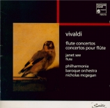 VIVALDI - See - Concerto pour flûte traversière RV 427
