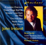 IRELAND - Hickox - London overture, pour orchestre