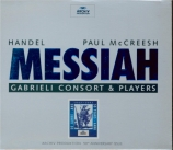 HAENDEL - McCreesh - Messiah (Le Messie), oratorio HWV.56
