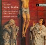 PERGOLESE - Lesne - Stabat Mater