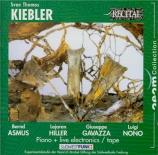 NONO - Kiebler - sofferte onde serene