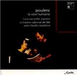 POULENC - Casadesus - La voix humaine, tragédie lyrique pour voix et orc