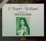 VERDI - Kleiber - I vespri siciliani, opéra en cinq actes (version 1855 Live Firenze, 1951