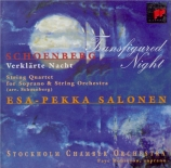 SCHOENBERG - Salonen - Verklächte Nacht (La nuit transfigurée) op.4