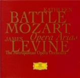MOZART - Battle - Airs d'opéras