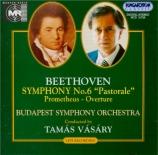BEETHOVEN - Vasary - Symphonie n°6 op.68 'Pastorale'