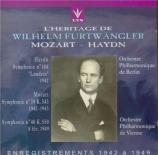 MOZART - Furtwängler - Symphonie n°39 K.543