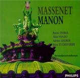 MASSENET - Etcheverry - Manon : extraits