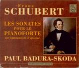 SCHUBERT - Badura-Skoda - Sonate pour piano en mi majeur D.157