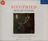 WAGNER - Janowski - Siegfried WWV.86c