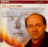 BARTOK - Fischer - Le mandarin merveilleux, pantomime pour choeur et orch