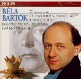 BARTOK - Fischer - Le prince de bois, ballet pour orchestre op.13 Sz.60