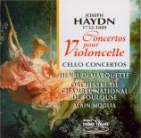 HAYDN - Demarquette - Concerto pour violoncelle et orchestre n°1 en do m