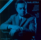 VERDI - Bartoletti - Attila, opéra en trois actes live Venezia, 10 - 01 - 1976