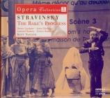 STRAVINSKY - Nagano - Rake's Progress (The) : extraits