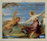 TELEMANN - Schneider - Damon, opéra TWV 21:8
