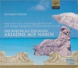 STRAUSS - Nagano - Ariadne auf Naxos (Ariane à Naxos), opéra op.60