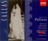 DONIZETTI - Votto - Poliuto (Live Scala Milan, 1960) Live Scala Milan, 1960
