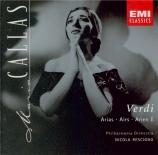 Arias de Verdi Vol.1