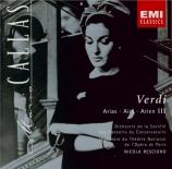 Arias de Verdi Vol.3