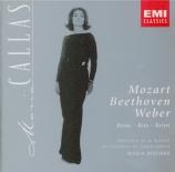 Airs d'opéras de Mozart, Beethoven et Weber