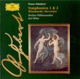 SCHUBERT - Böhm - Symphonie n°1 en ré majeur D.82