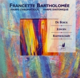 Harpe chromatique - Harpe diatonique