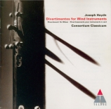 Divertimentos for wind instruments