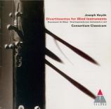 Divertimentos for wind instruments