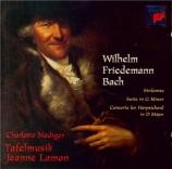 BACH - Lamon - Sinfonia en ré majeur Fk.64