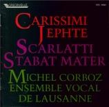 CARISSIMI - Corboz - Historia di Jephte
