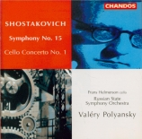 CHOSTAKOVITCH - Polyanskii - Symphonie n°15 op.141