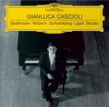 BEETHOVEN - Cascioli - Fantaisie pour piano op.77