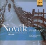 NOVAK - Pesek - Dans les Tatras op.26