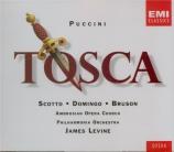 PUCCINI - Levine - Tosca