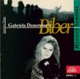BIBER - Demeterova - Sonates du Rosaire : extraits