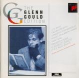 BACH - Gould - Concerto pour clavier en ré mineur BWV.974 (d'aprèsMarce