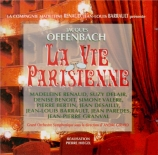 OFFENBACH - Delair - La vie parisienne : extraits