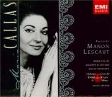 PUCCINI - Serafin - Manon Lescaut