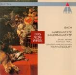 BACH - Harnoncourt - Was mir behagt, ist nur die muntre Jagd, cantate po