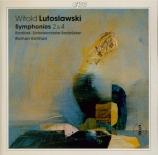 LUTOSLAWSKI - Kofman - Symphonie n°2