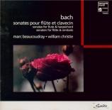 Sonate pour flûte et clavecin